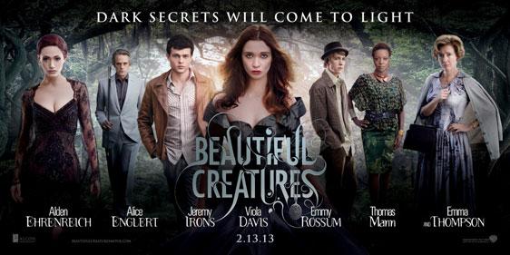Beautiful Creatures Poster #3