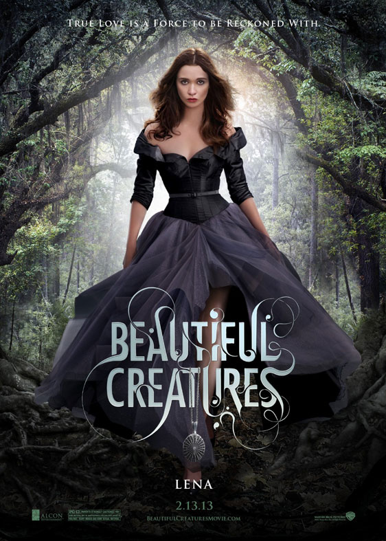 Beautiful Creatures Poster #4