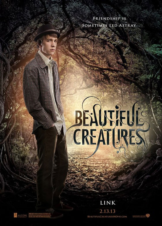 Beautiful Creatures Poster #7