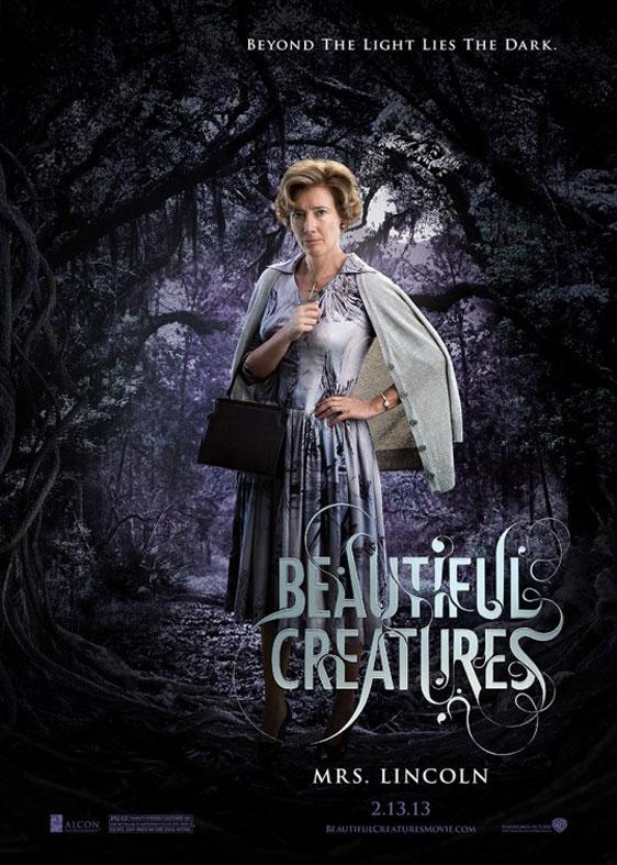 Beautiful Creatures Poster #8