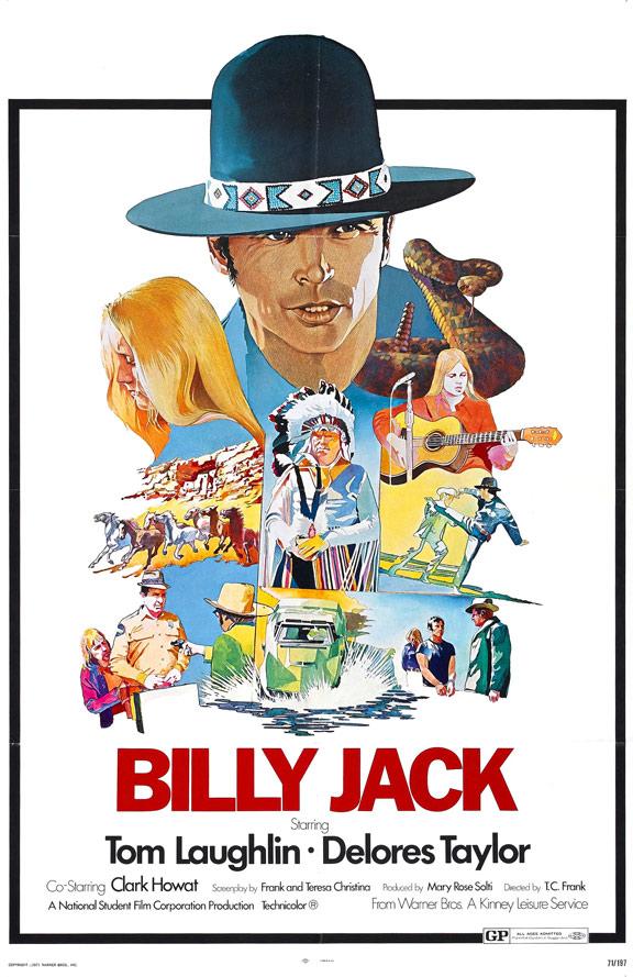 Billy Jack Poster #1