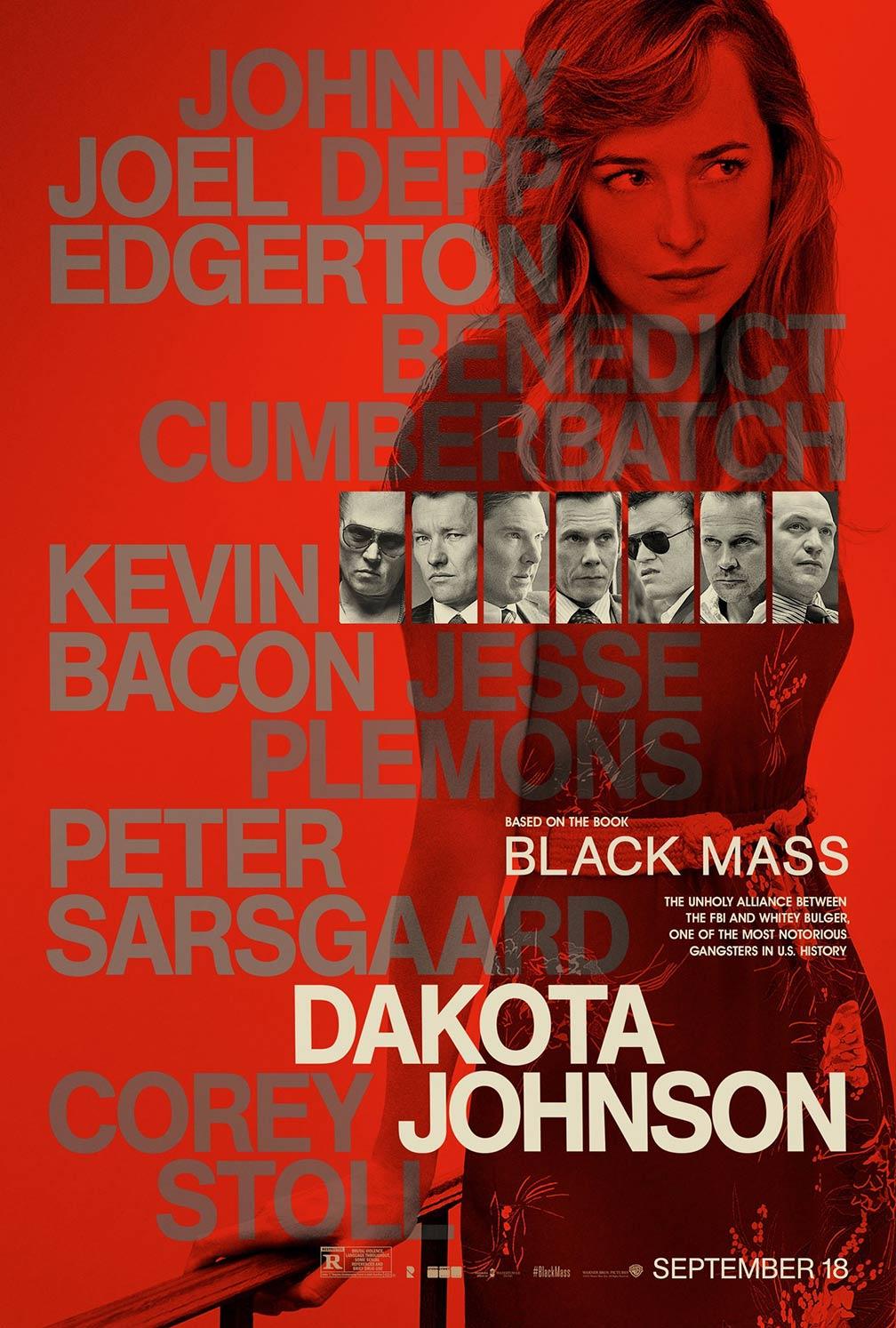 Black Mass Poster #10
