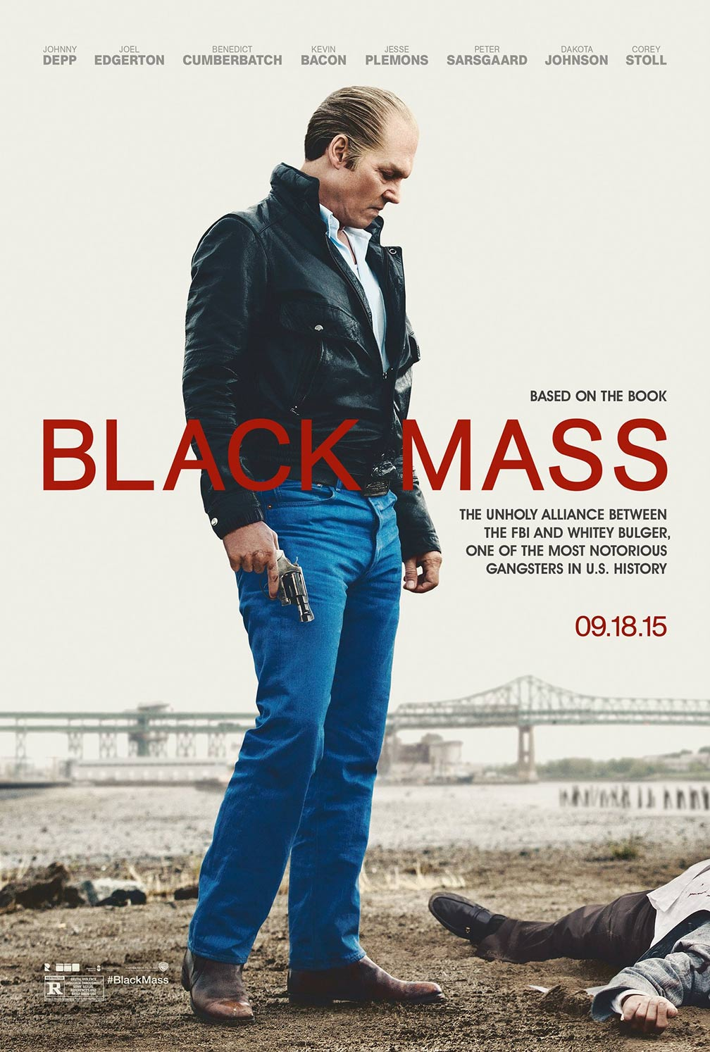 Black Mass Poster #3