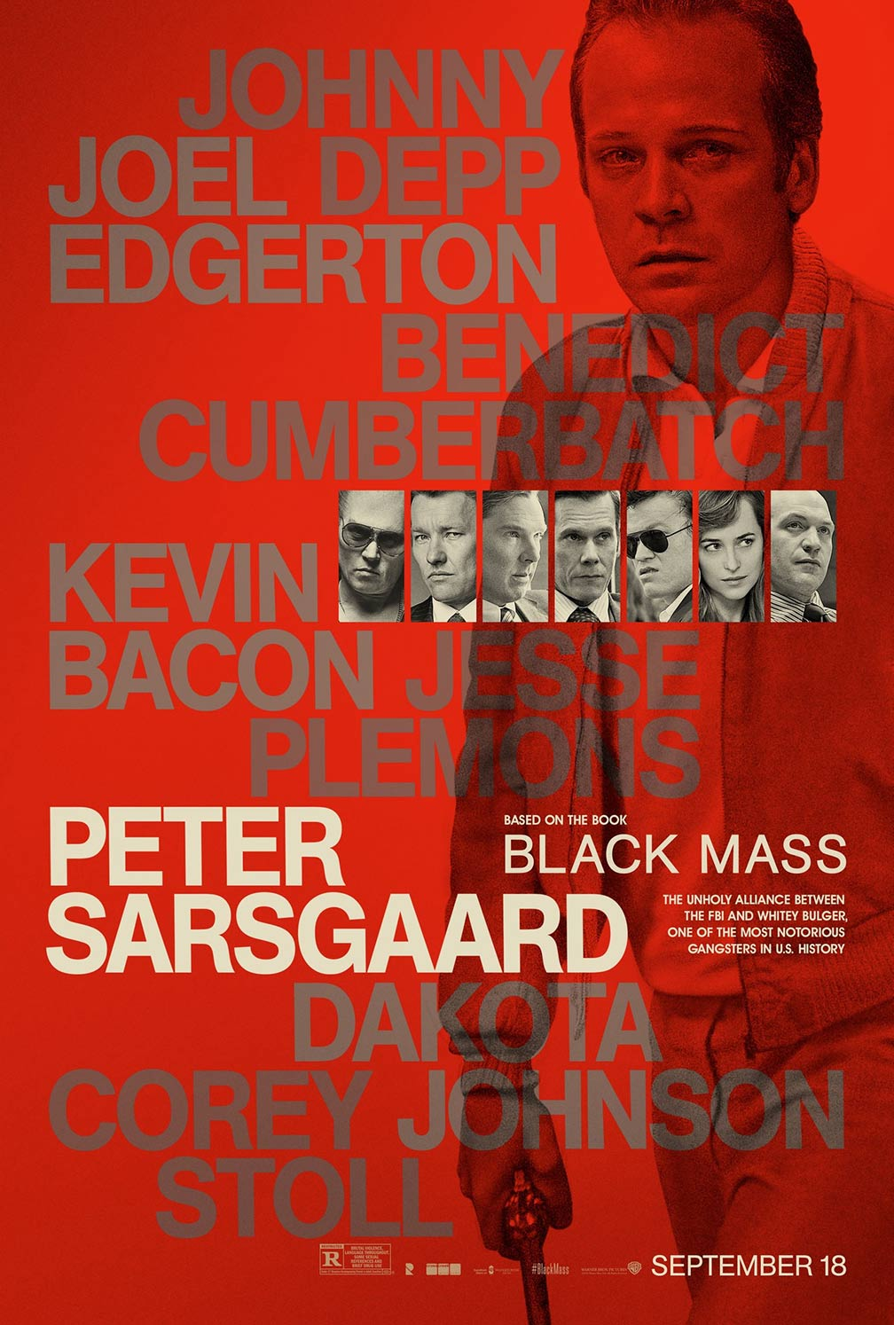 Black Mass Poster #4