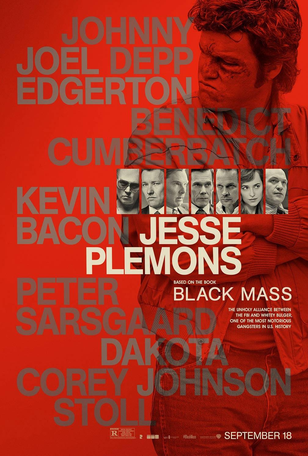 Black Mass Poster #5