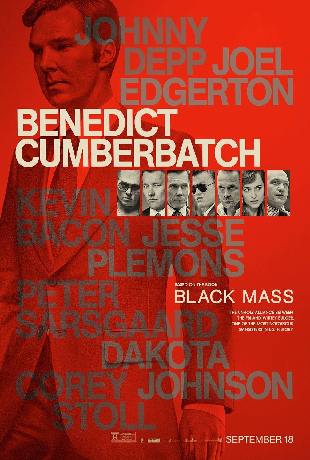 Black Mass Poster #7
