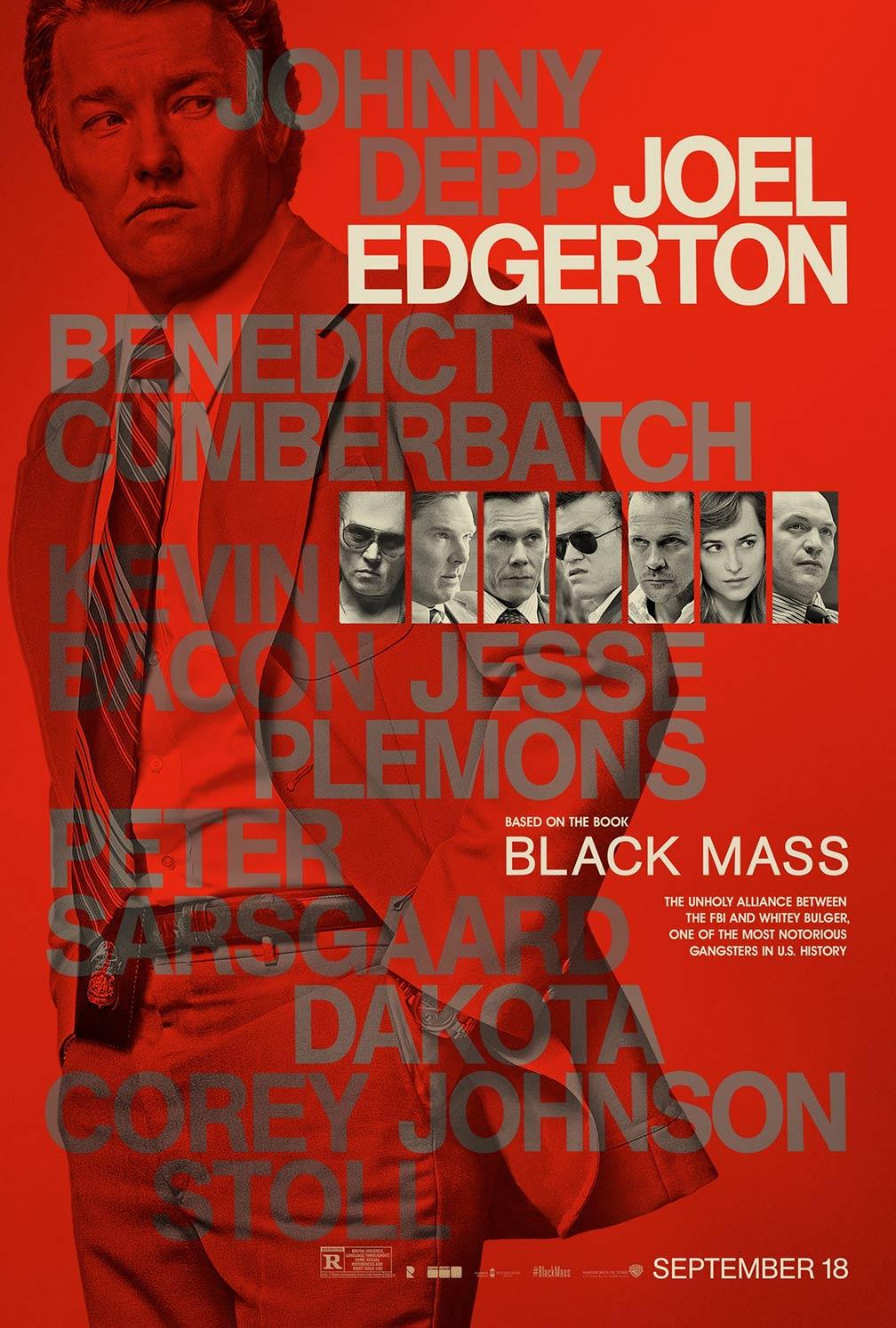 Black Mass Poster #8
