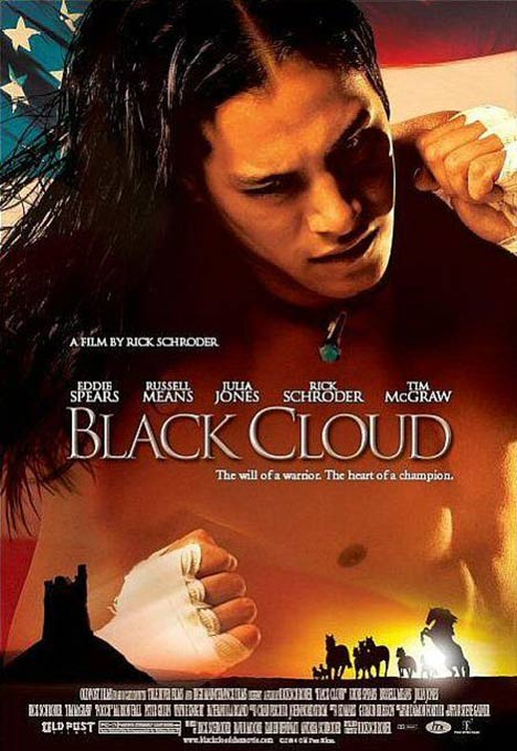 Black Cloud Poster #1