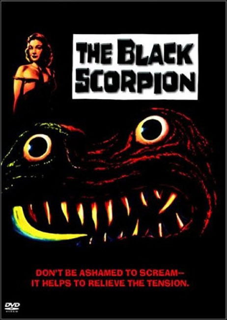 The Black Scorpion Poster #2