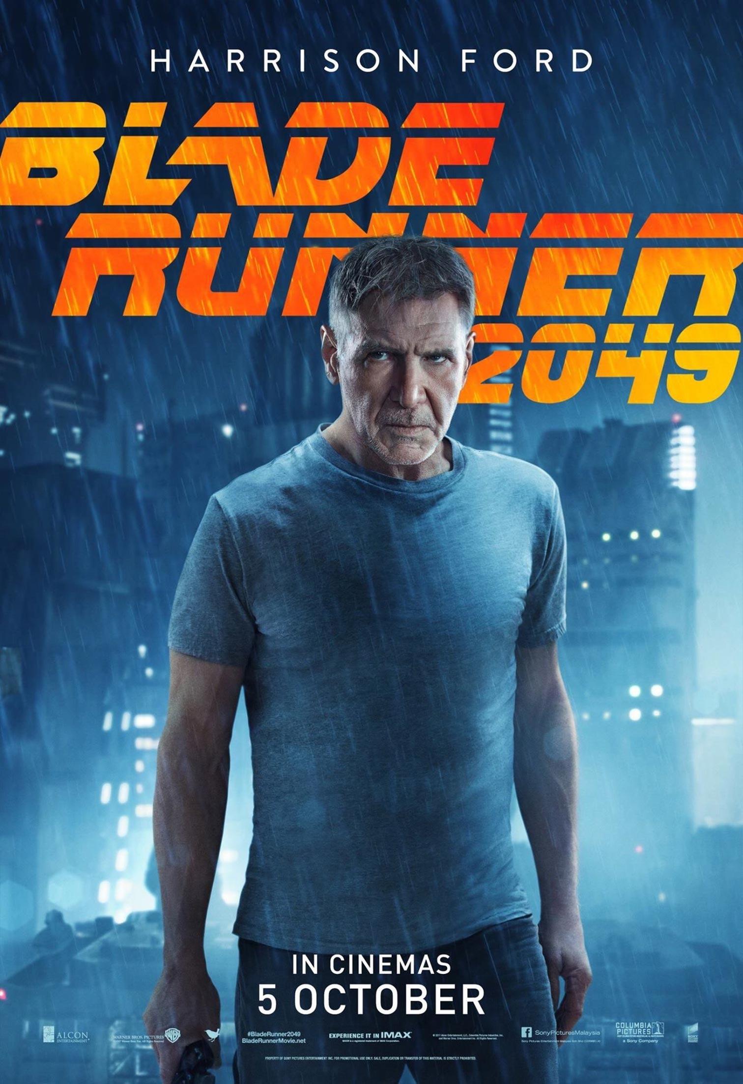 Blade Runner 2049 Poster #12