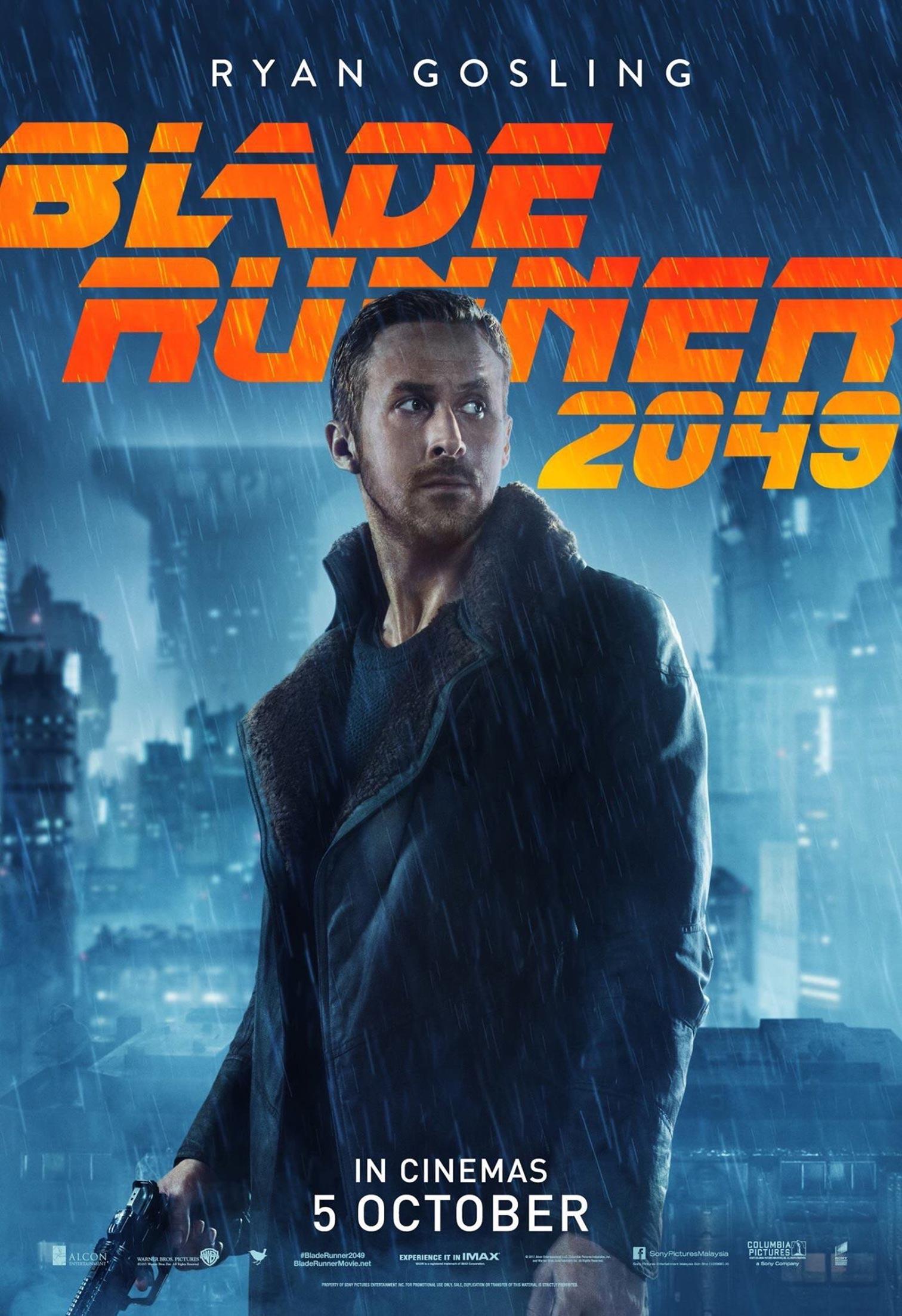 Blade Runner 2049 Poster #14