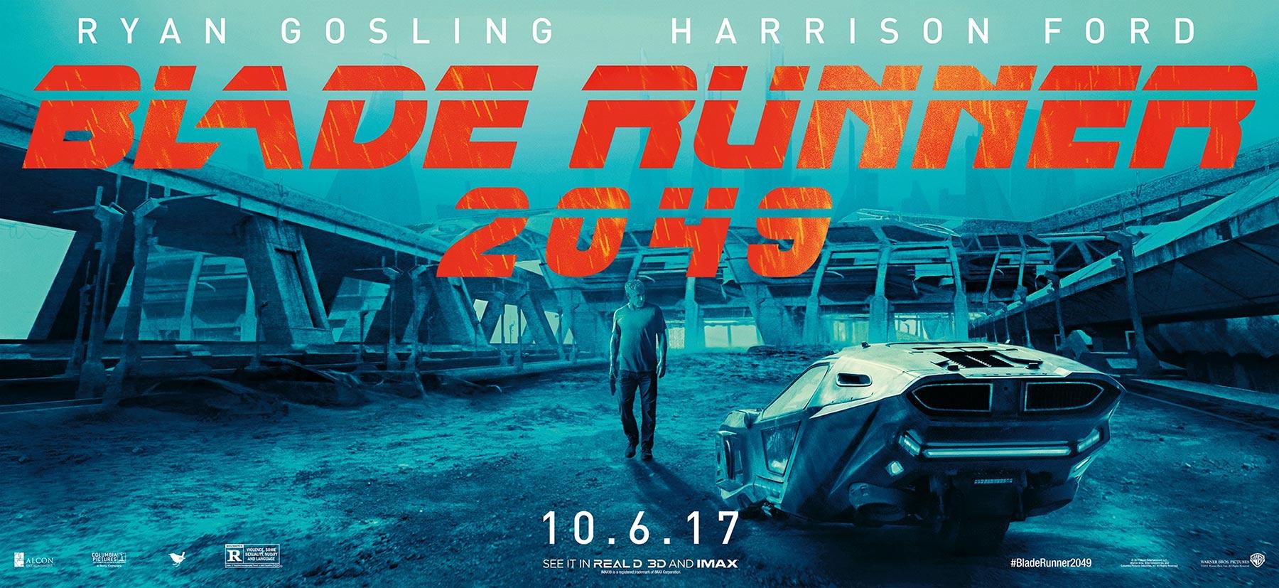Blade Runner 2049 Poster #18