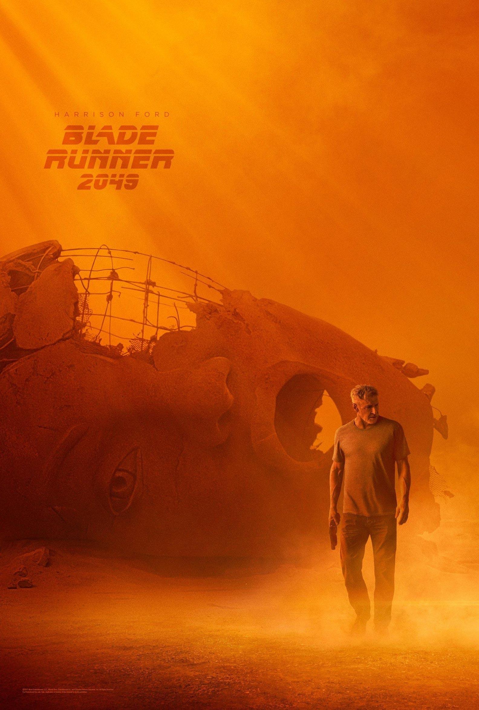 Blade Runner 2049 Poster #3