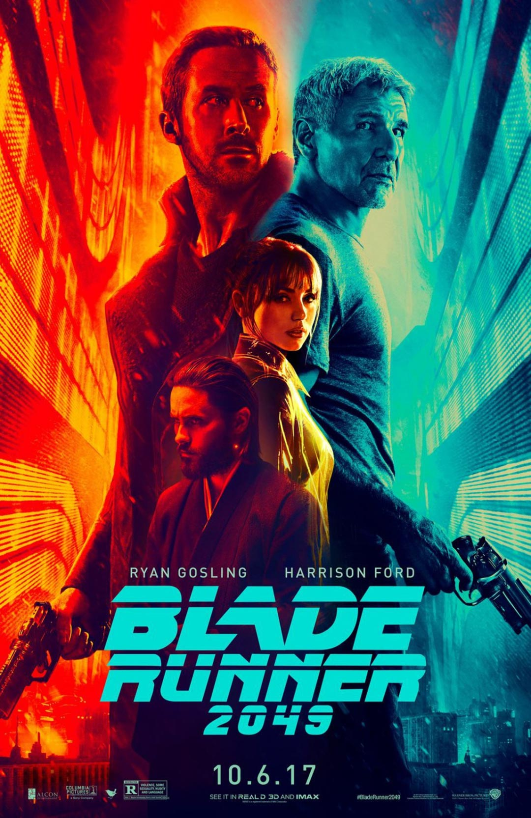 Blade Runner 2049 Poster #4