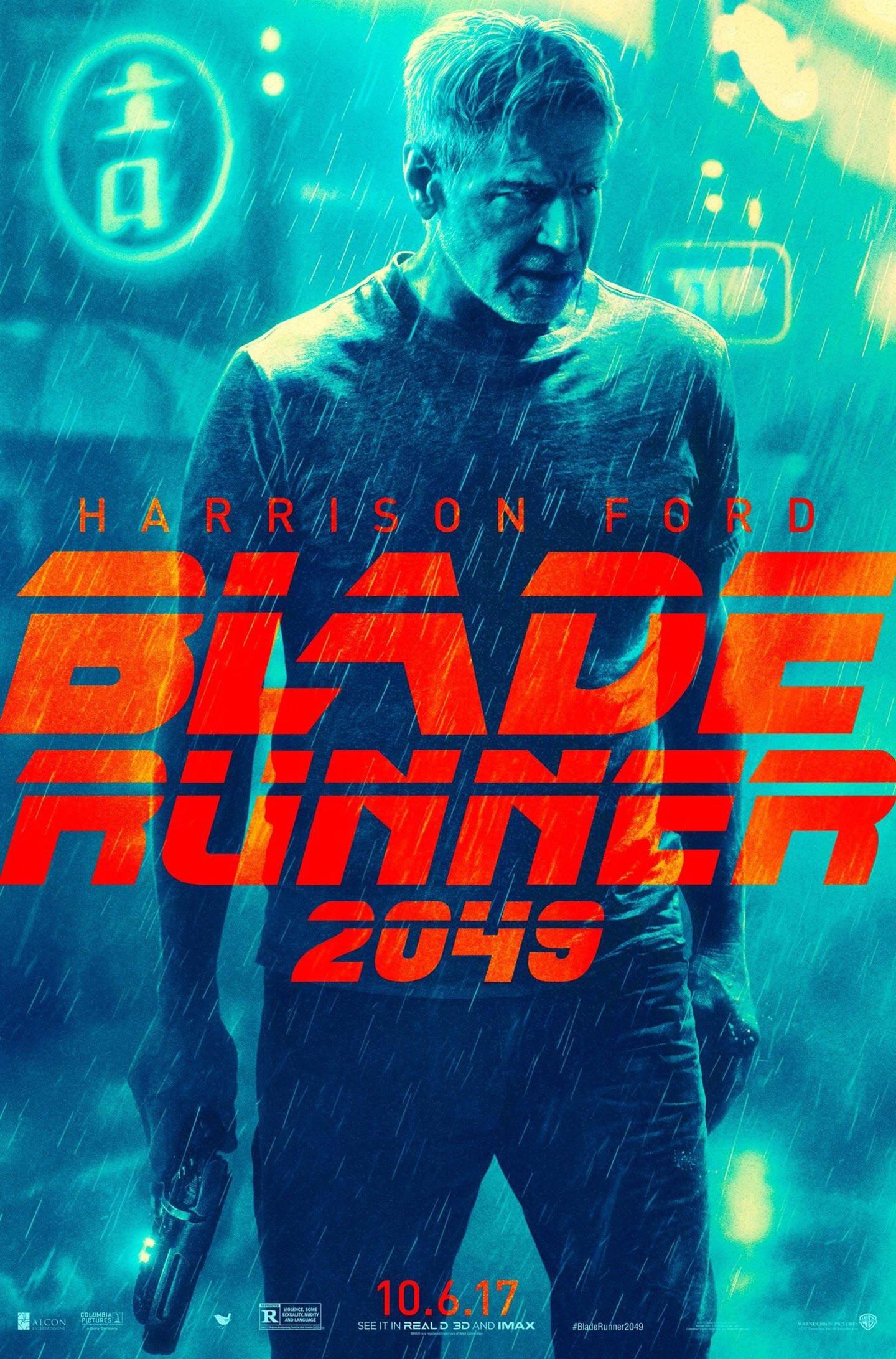 Blade Runner 2049 Poster #7