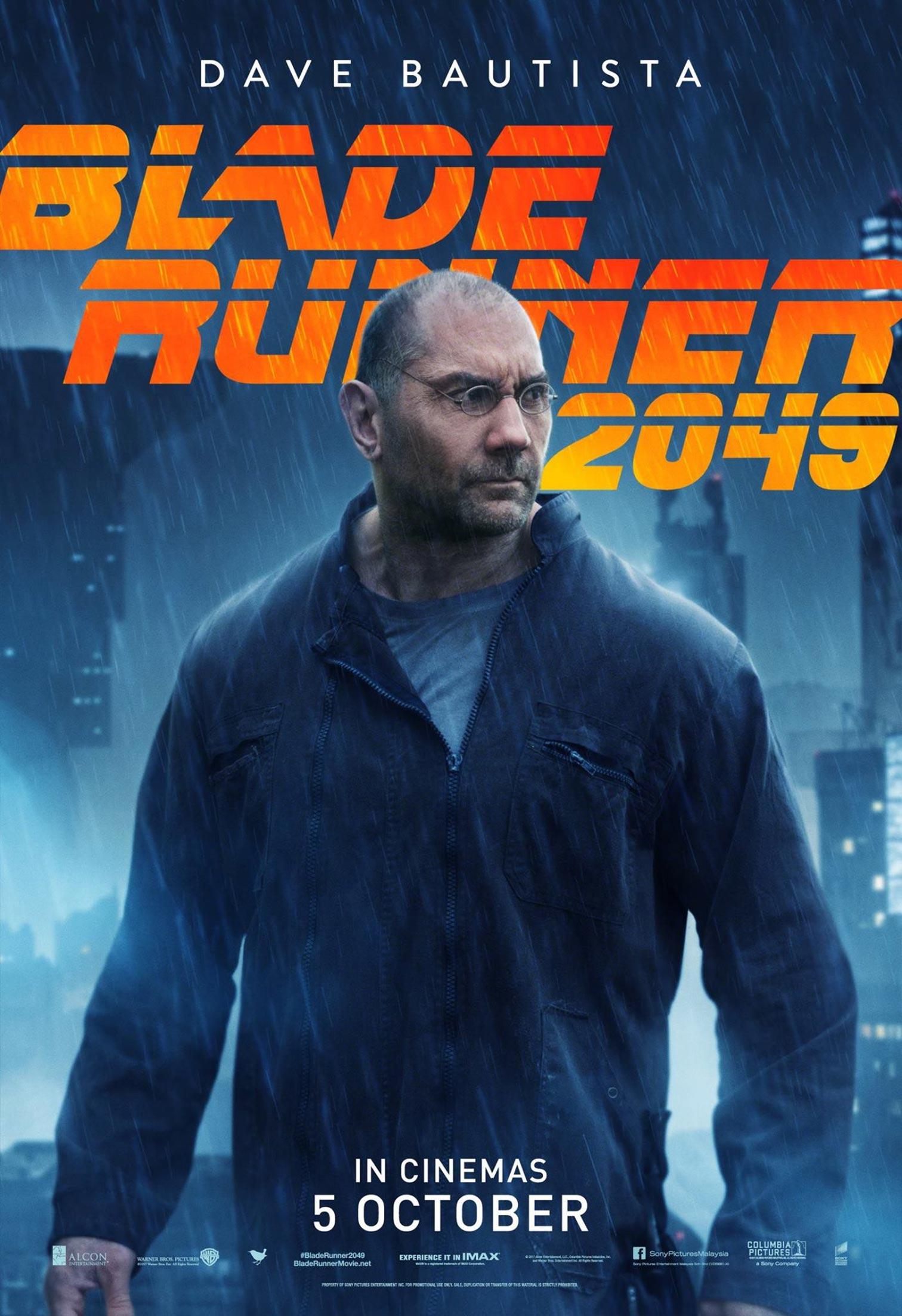 Blade Runner 2049 Poster #9