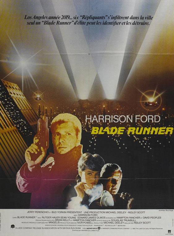 Blade Runner Poster #2