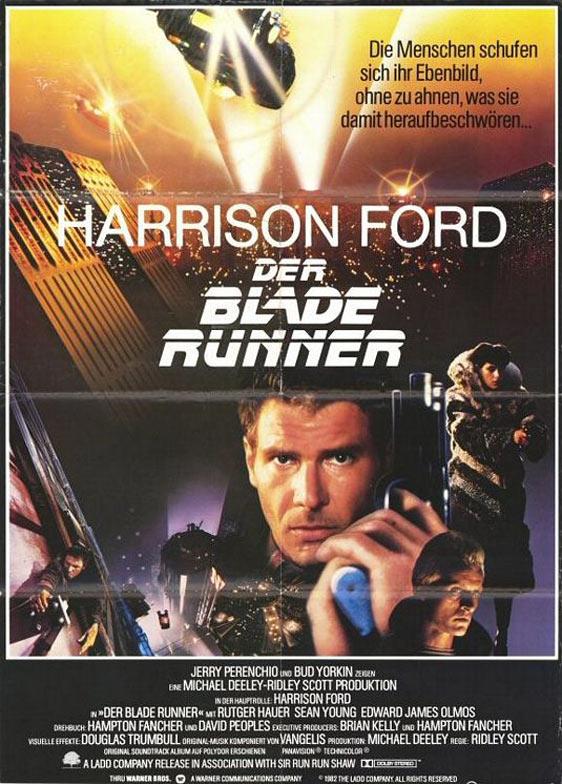 Blade Runner Poster #3
