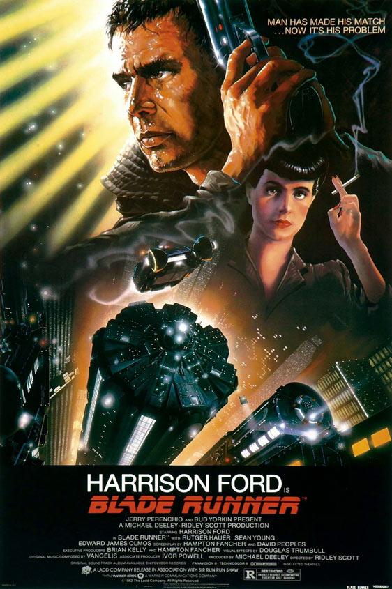 Blade Runner Poster #1