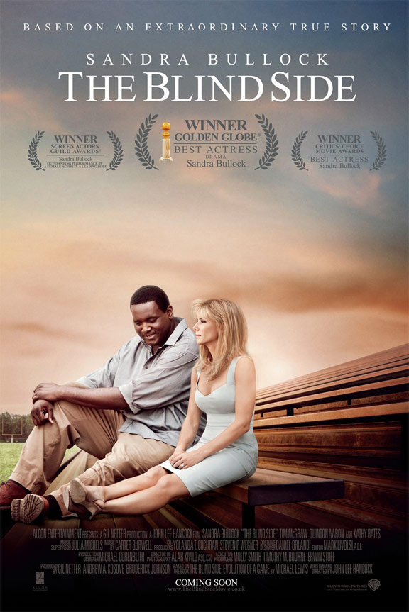 The Blind Side Poster #2