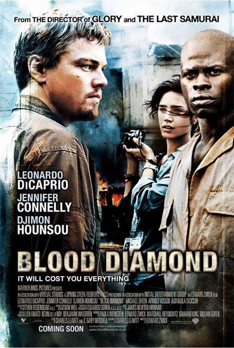 Blood Diamond Poster #1