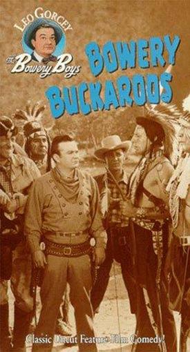 Bowery Buckaroos Poster #1