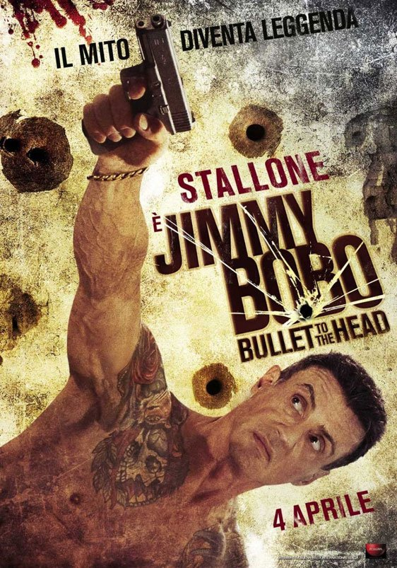 Bullet to the Head Poster #1
