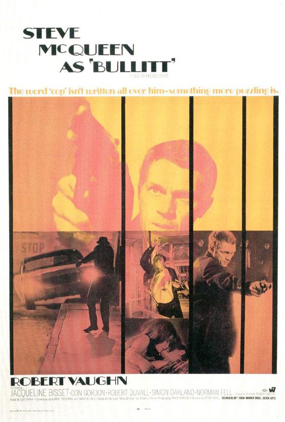 Bullitt Poster #3