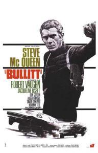 Bullitt Poster #1