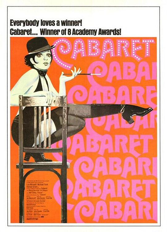Cabaret Poster #1