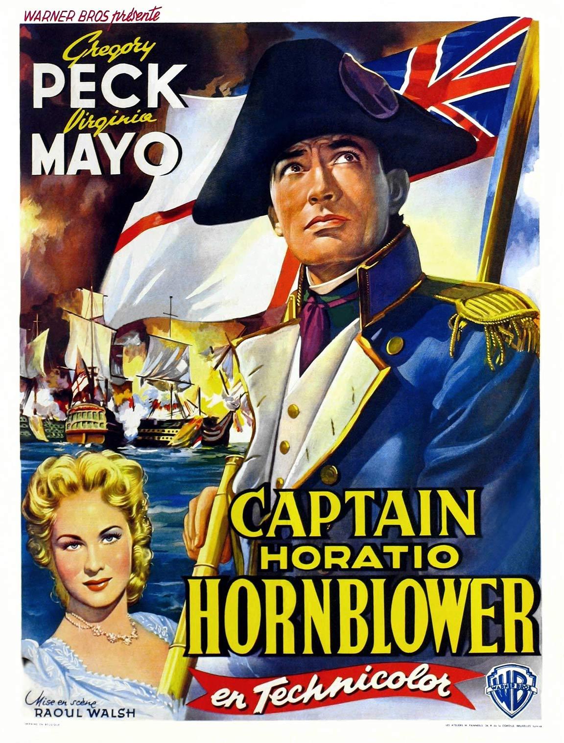 Captain Horatio Hornblower R.N. Poster #1