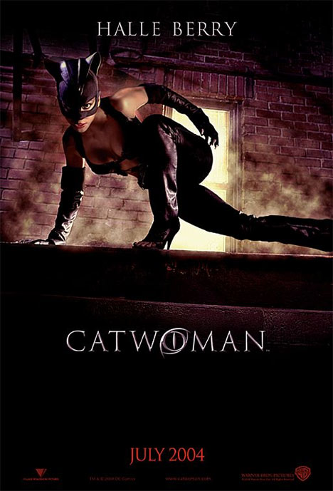 Catwoman Poster #1