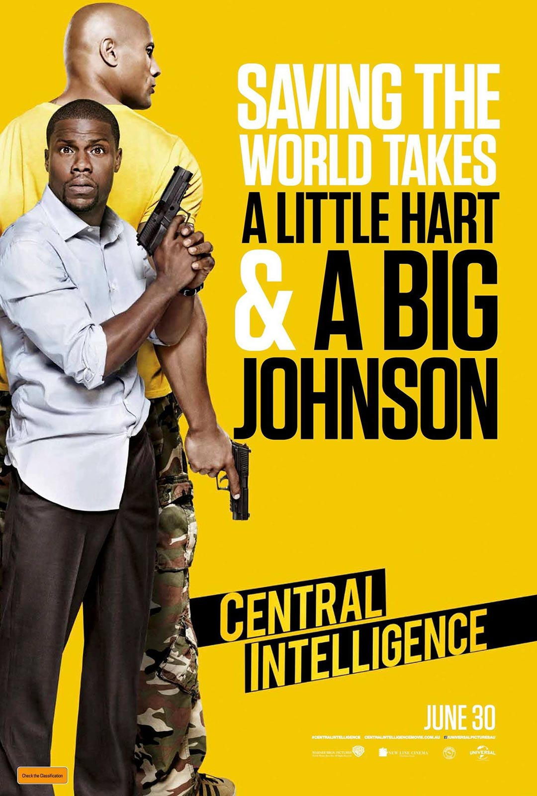 Central Intelligence Stream Hdfilme