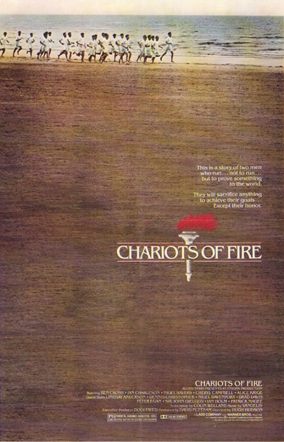 Chariots of Fire Poster #1