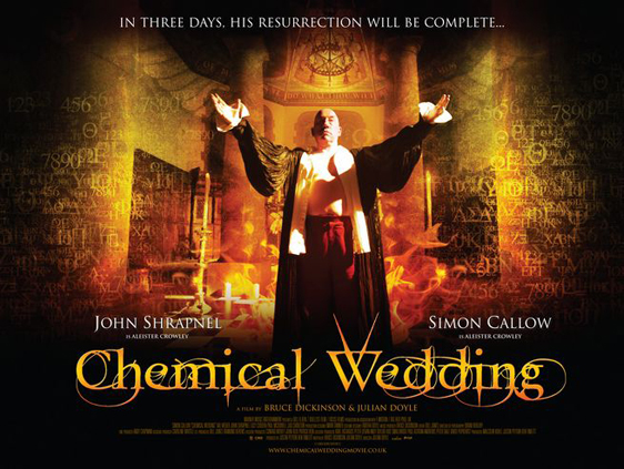Chemical Wedding Poster #1