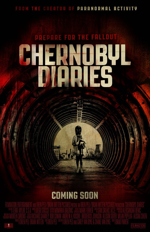 Chernobyl Diaries Poster #3