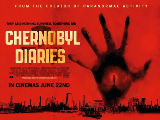 Chernobyl Diaries Poster #4