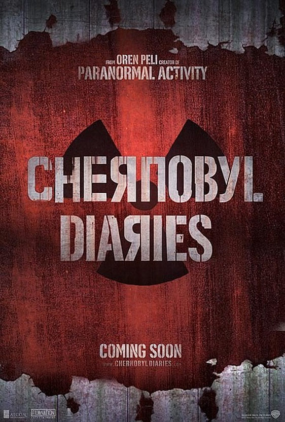 Chernobyl Diaries Poster #1