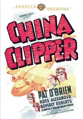 China Clipper Poster #1
