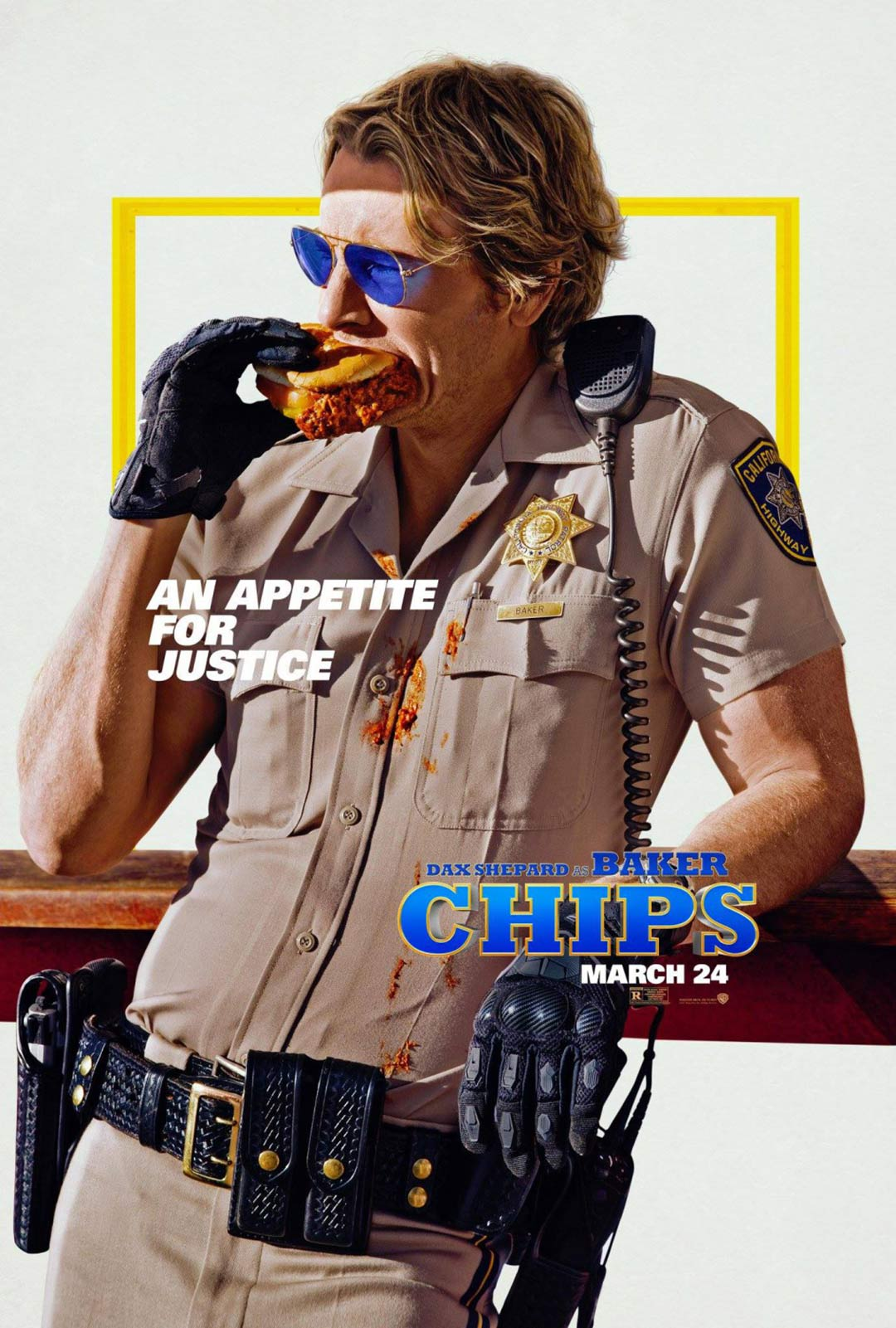 CHiPs Poster #3