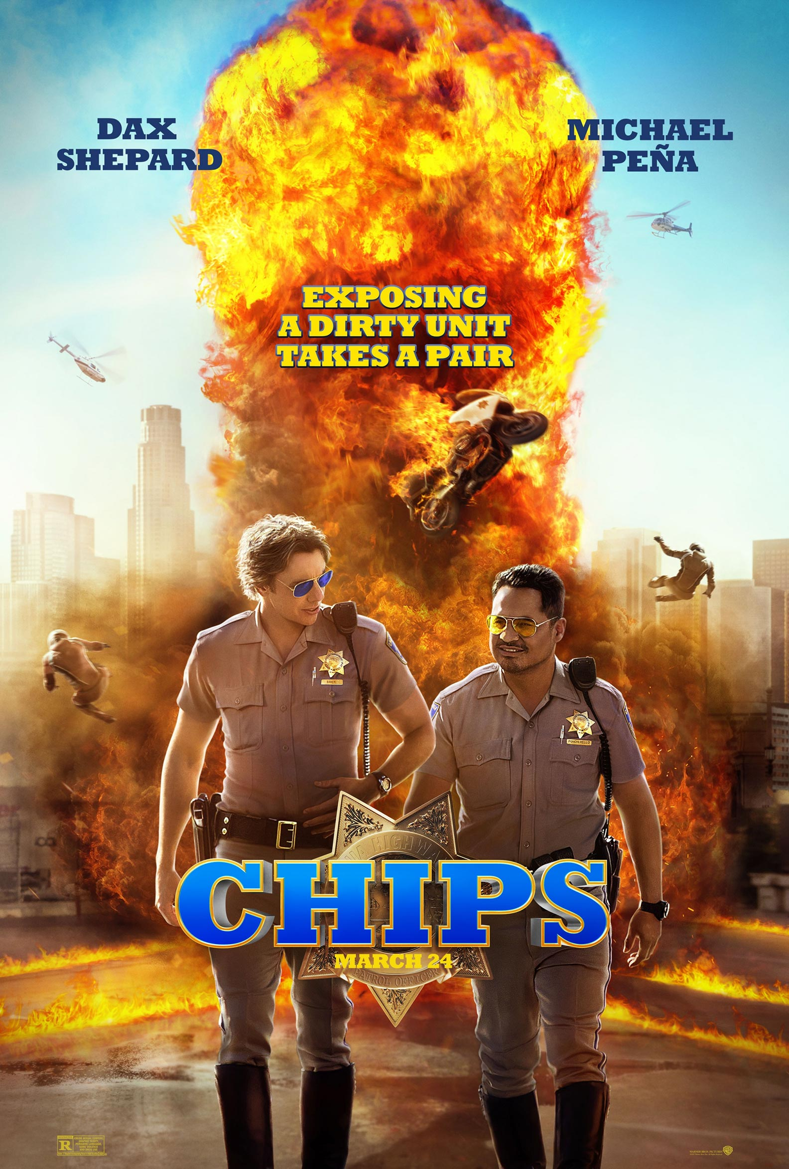 CHiPs Poster #4