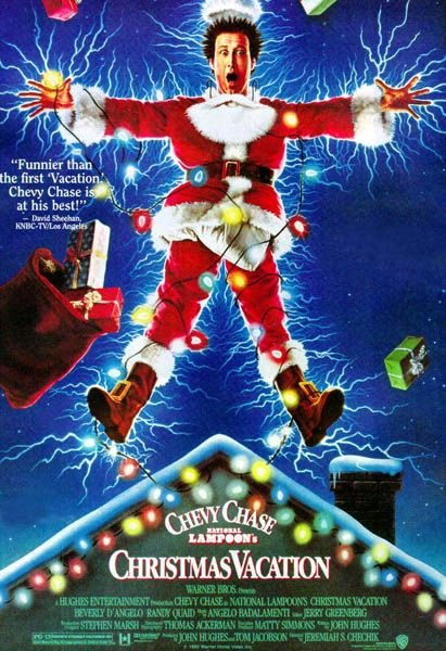 National Lampoon's Christmas Vacation Poster #1