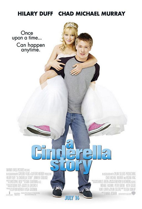 A Cinderella Story Poster #1