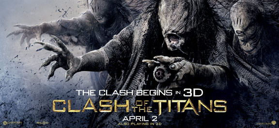 Clash of the Titans Poster #5