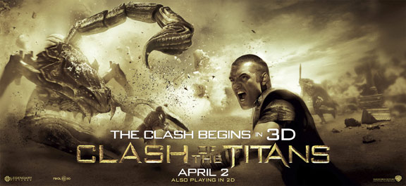 Clash of the Titans Poster #7
