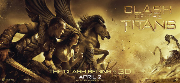 Clash of the Titans Poster #8