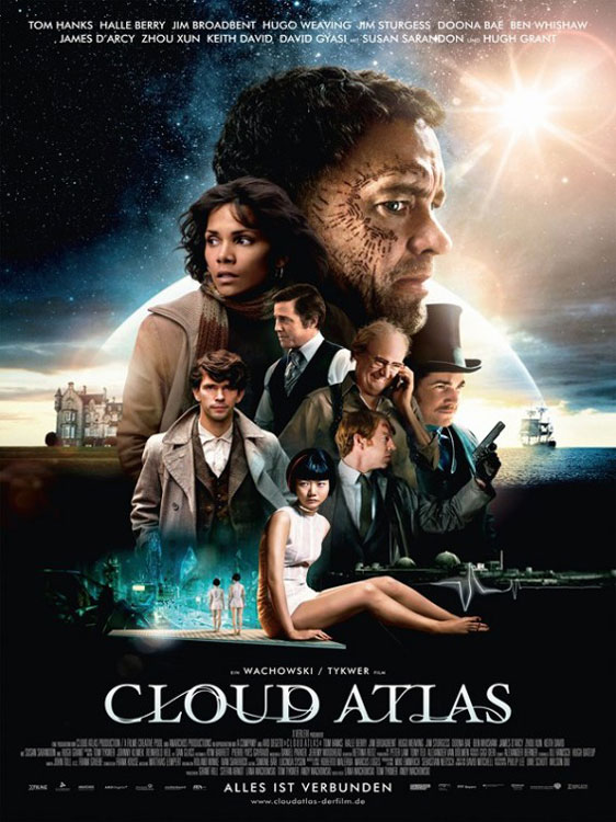 Cloud Atlas Poster #10