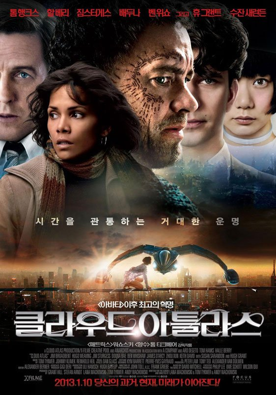 Cloud Atlas Poster #14