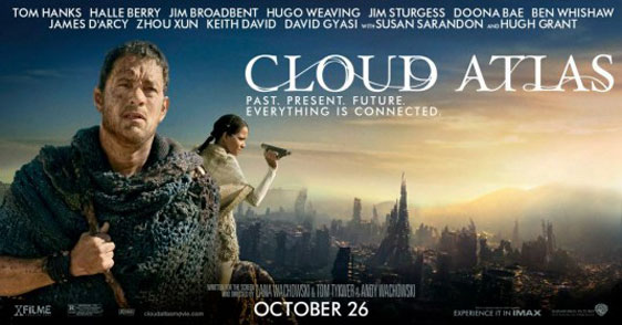 Cloud Atlas Poster #3