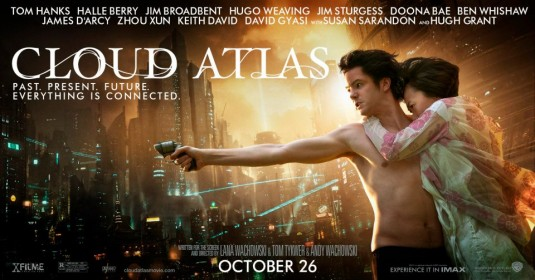 Cloud Atlas Poster #4